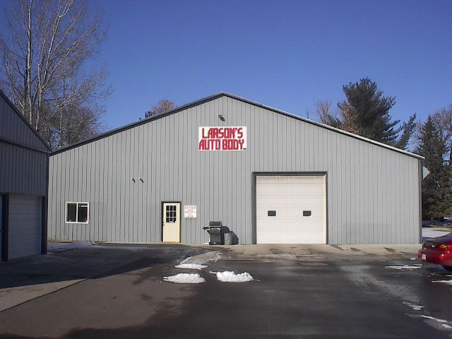 Larson's Auto Body Collision Repair and Refinishing